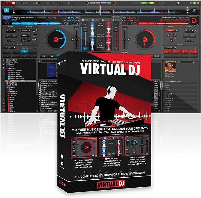 DJ POUR VIRTUAL TÉLÉCHARGER GRATUIT BRUITAGE