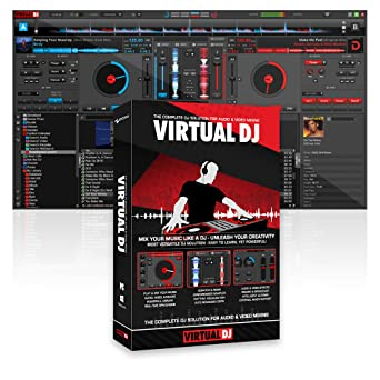 virtual dj scratch effect
