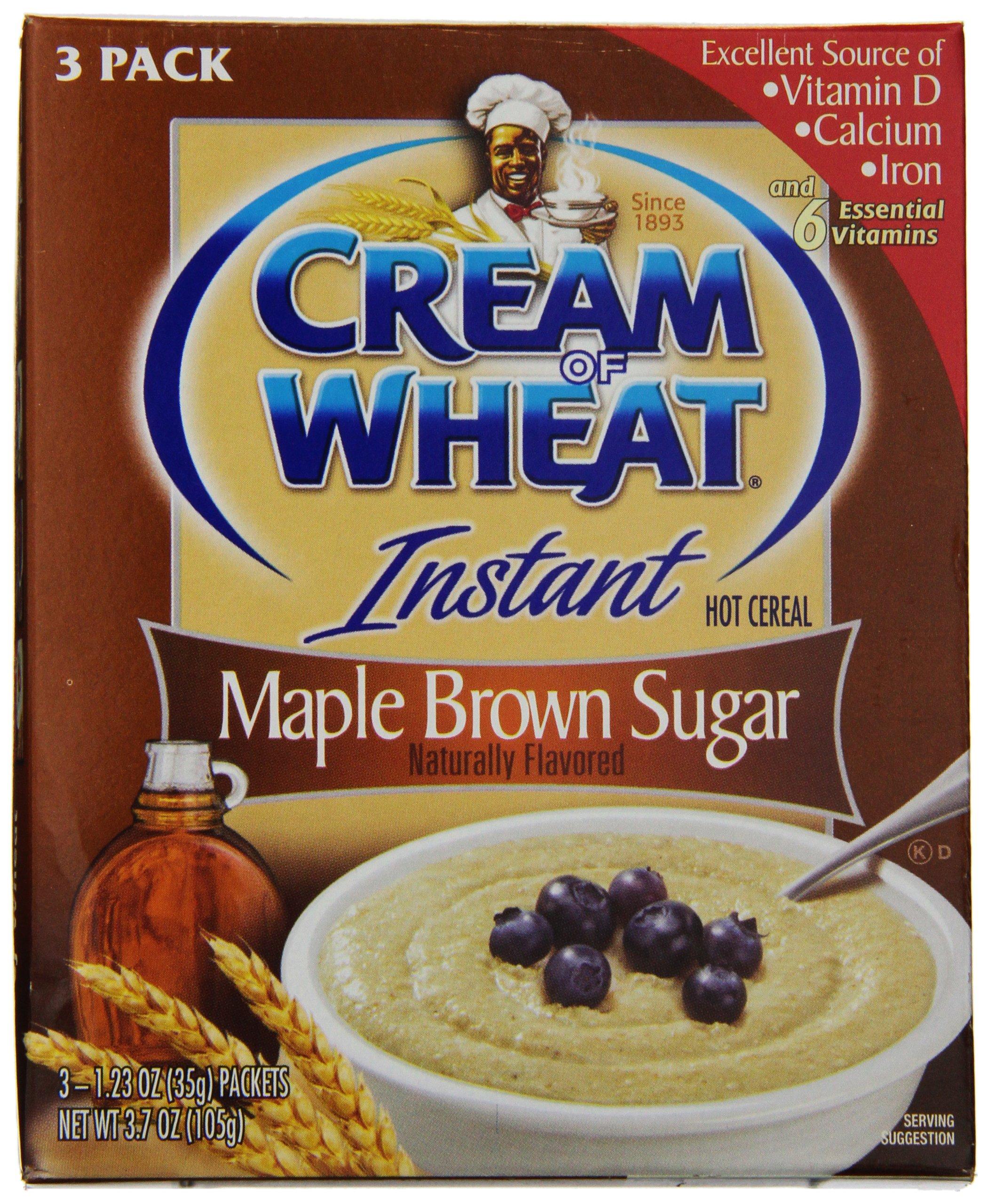Amazon.com: Cream Of Wheat, Cinnabon Flavored, 10ct Box