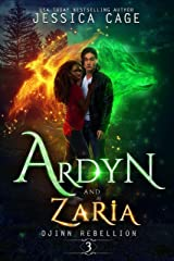 Ardyn & Zaria (Djinn Rebellion Book 3) Kindle Edition