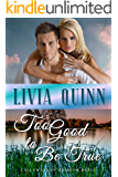 Too Good to Be True: A Calloway family romantic suspense (Calloways of Rainbow Bayou Book 2)