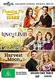 Hallmark 3 Film Collection (Pumpkin Pie Wars/Love on a Limb/Harvest Moon)