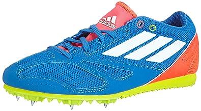 huge discount 60983 c4d53 adidas Performance Arriba 4 XJ B26851, Unisex - Kinder Laufschuhe,  Mehrfarbig (Bright Royal