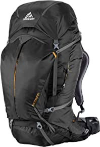 Gregory Mountain Products Baltoro 85 Liter Men's Backpack, Shadow Black