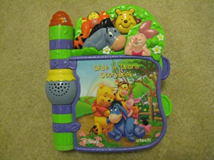 Amazon.com: VTech Slide n Learn Storybook: Toys & Games