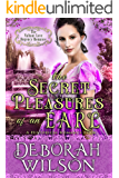 The Secret Pleasures of an Earl (The Valiant Love Regency Romance) (A Historical Romance Book)