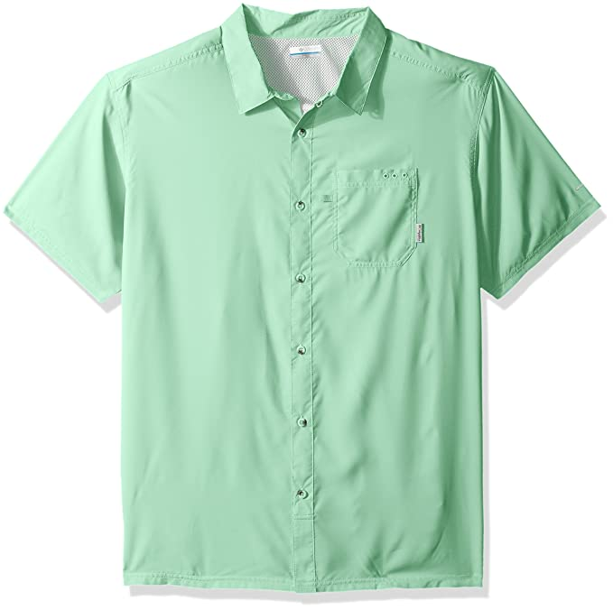 125cf767a0e Amazon.com: Columbia Men's Slack Tide Camp Shirt: Clothing