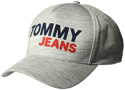 a19e3f974d3 Image Unavailable. Image not available for. Color  Tommy Jeans Men s Baseball  Cap