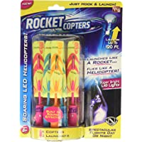 As Seen On TV RocketCopters- The Amazing Slingshot LEDHelicopters