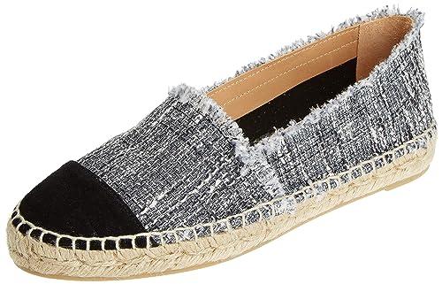 Castañer Kampala/Fw18003, Alpargatas para Mujer: Amazon.es: Zapatos y complementos