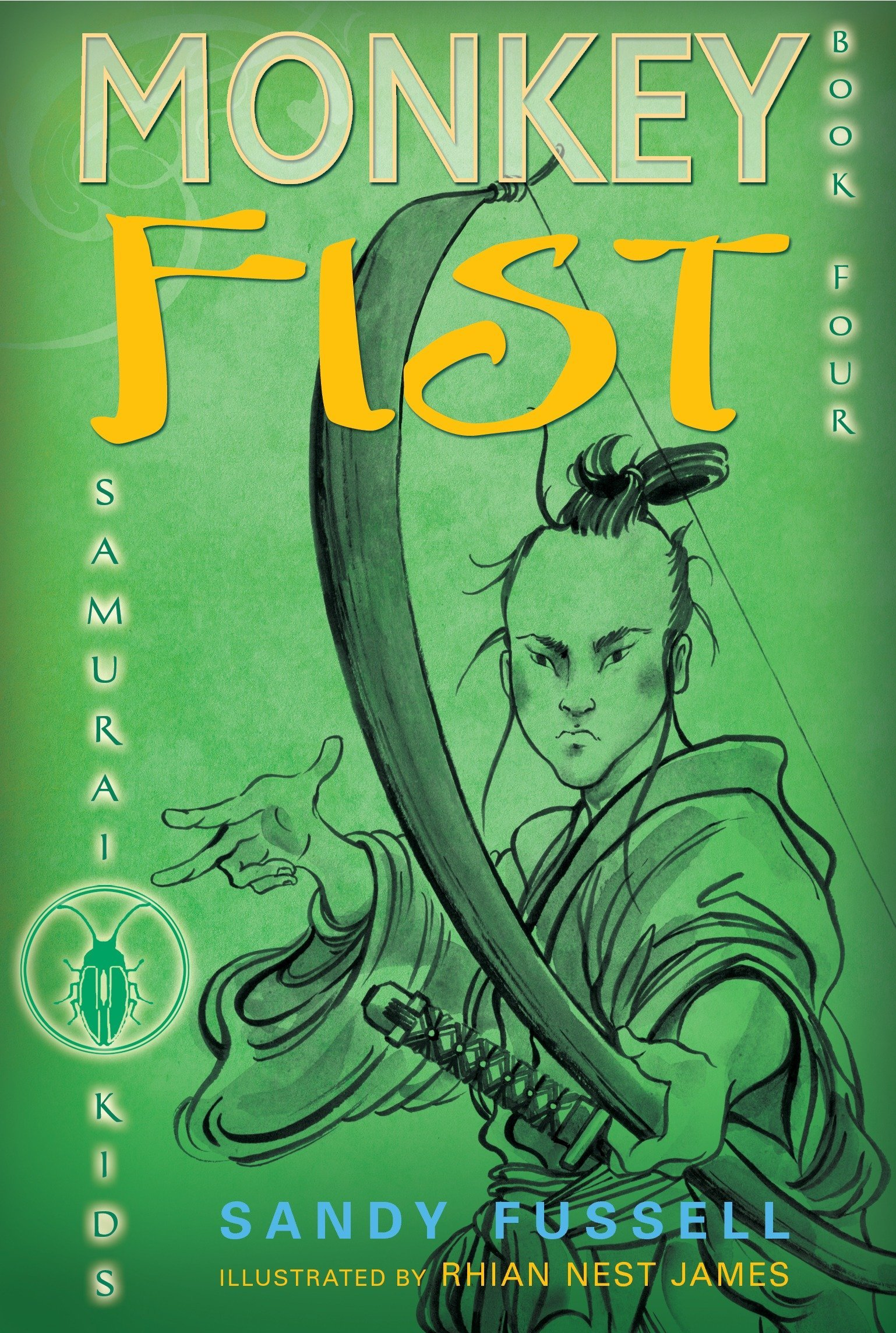 Download Samurai Kids #4: Monkey Fist pdf
