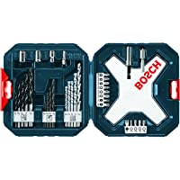 Deals on Bosch 34-Piece Screwdriver Bit Set MS4034