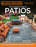 Black & Decker Complete Guide to Patios - 3rd Edition