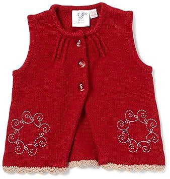 Sterntaler - Polo para niña rojo, talla: 68cm (6-9 meses): Amazon ...