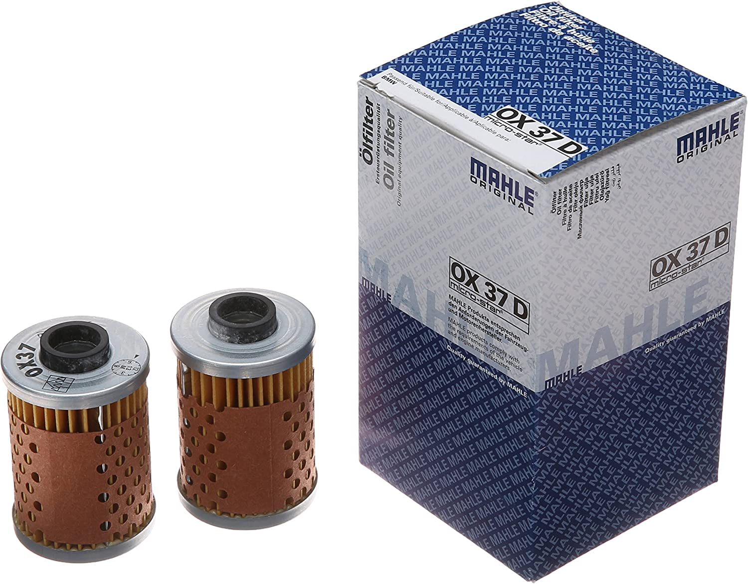 KNECHT OX 37D Oil Filter