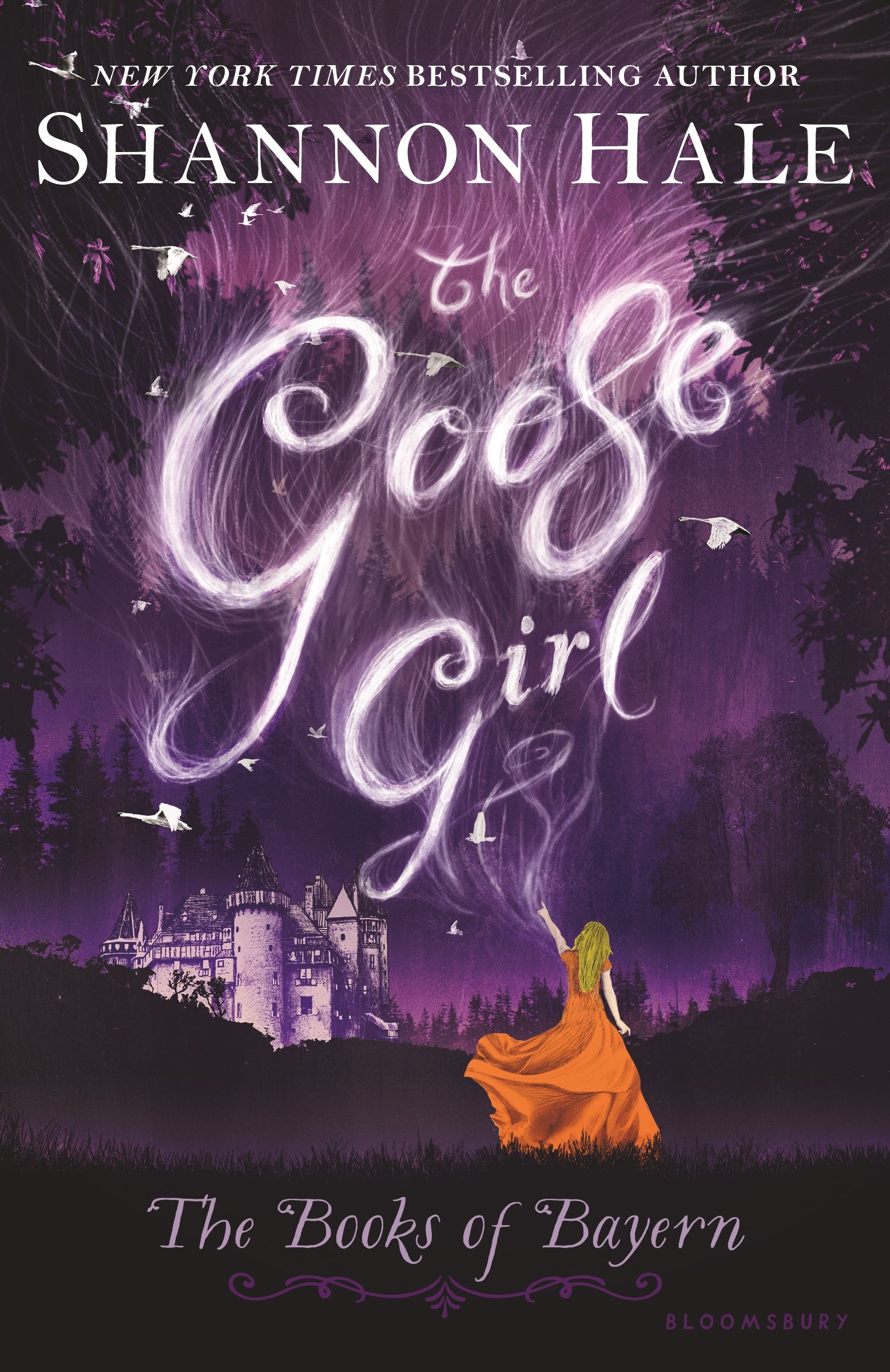 Download The Goose Girl (Books of Bayern) pdf