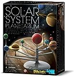 4M 3427 Solar System Planetarium - DIY Glow In The Dark Astronomy Planet Model Stem Toys Gift for Kids & Teens, Girls…