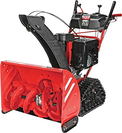 Amazon.com: Máquina quitanieves, de Troy-Bilt Storm ...