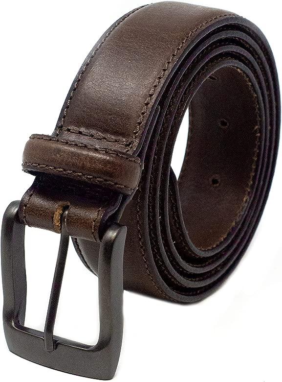 Ashford Ridge 32 mm Cinturon de Traje para hombres Hecho de ...