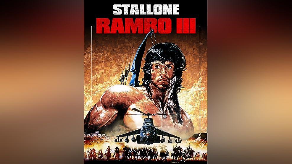 Rambo 3 (4K UHD)