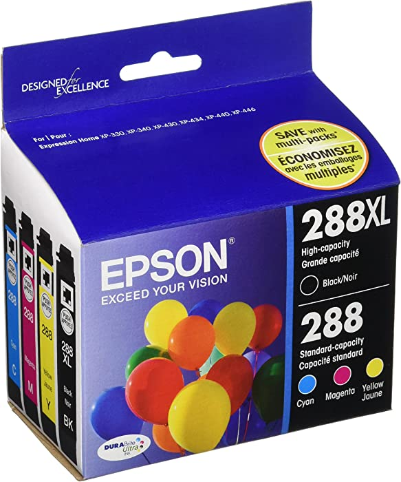 The Best Epson Express Home Xp 340 Ink