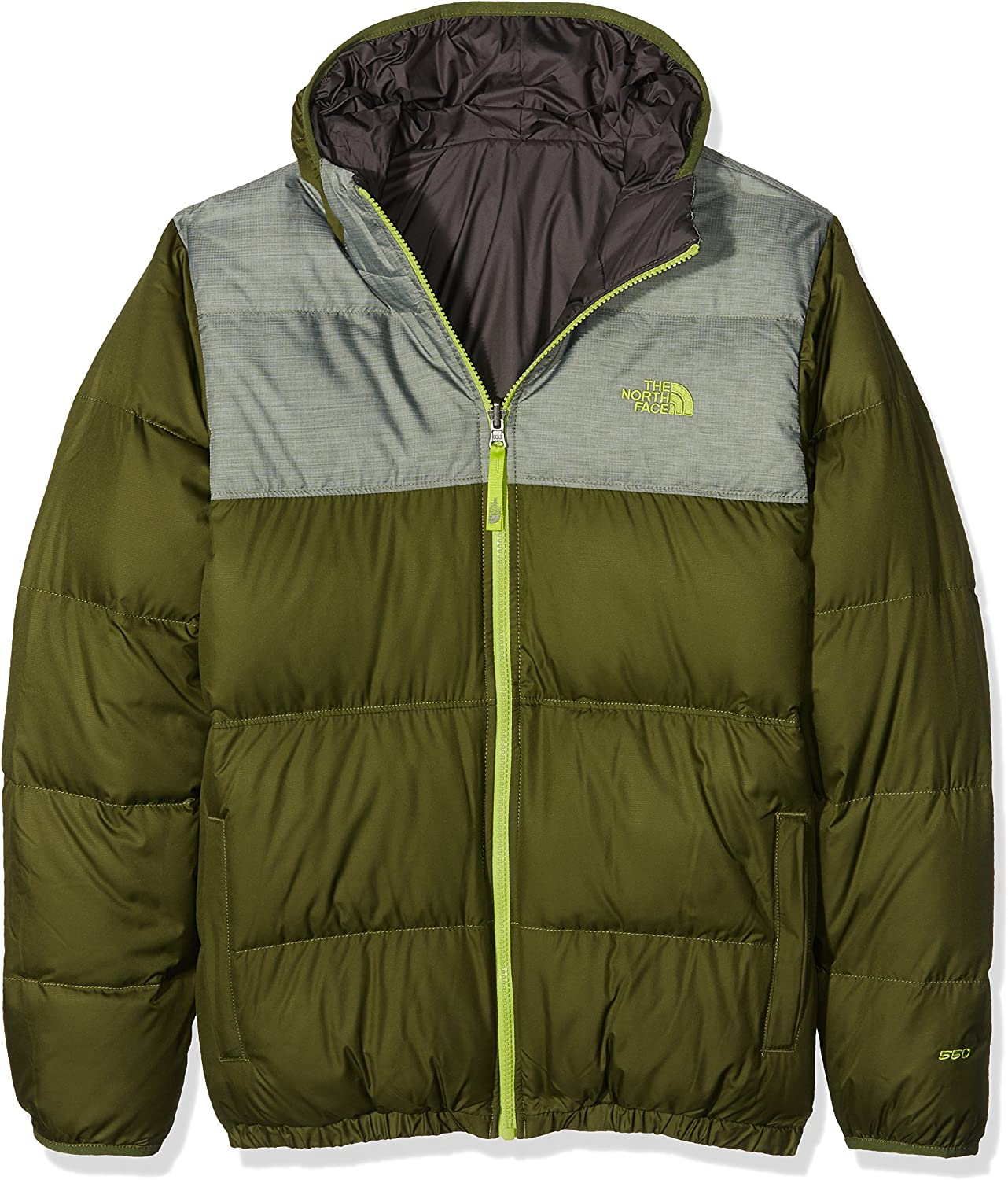 The North Face Boys' Reversible Moondoggy Jacket (Little Big Kids)