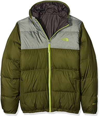 fe18f86c9 The North Face Kids Mens Reversible Moondoggy Jacket (Little Kids/Big Kids)