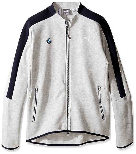 Amazon.com: Puma Hombre BMW MSP T7 sudor chamarra: Clothing