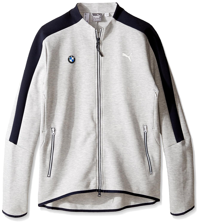 PUMA Mens BMW Motorsport T7 Sweat Jacket Puma Men/'s Athletic 572775