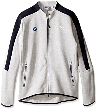 fe6a67a0 PUMA Men's BMW Motorsport T7 Sweat Jacket at Amazon Men's Clothing store:
