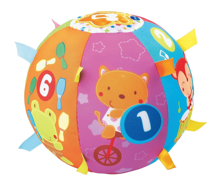 Vtech Baby 166103 Baby Little Friendlies Musical Soft Ball