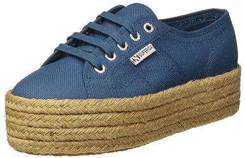 Superga S0099Z0, Alpargatas con Plataforma Unisex Adulto: Amazon.es: Zapatos y complementos