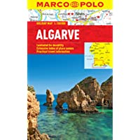 Marco Polo Holiday Map Algarve