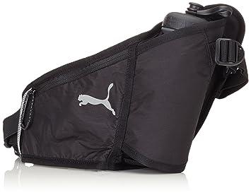d9ea86c656 Puma PR Bottle Waist Bag Black 28 x 18 x 9 cm