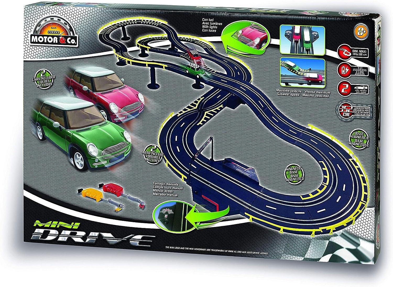 Circuit Et Voitures Mercedes 352 Cm MOTOR /& CO RACE