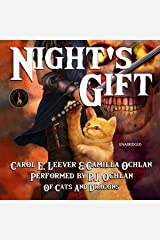 Night's Gift: Of Cats and Dragons, Book 1 Audible Audiobook
