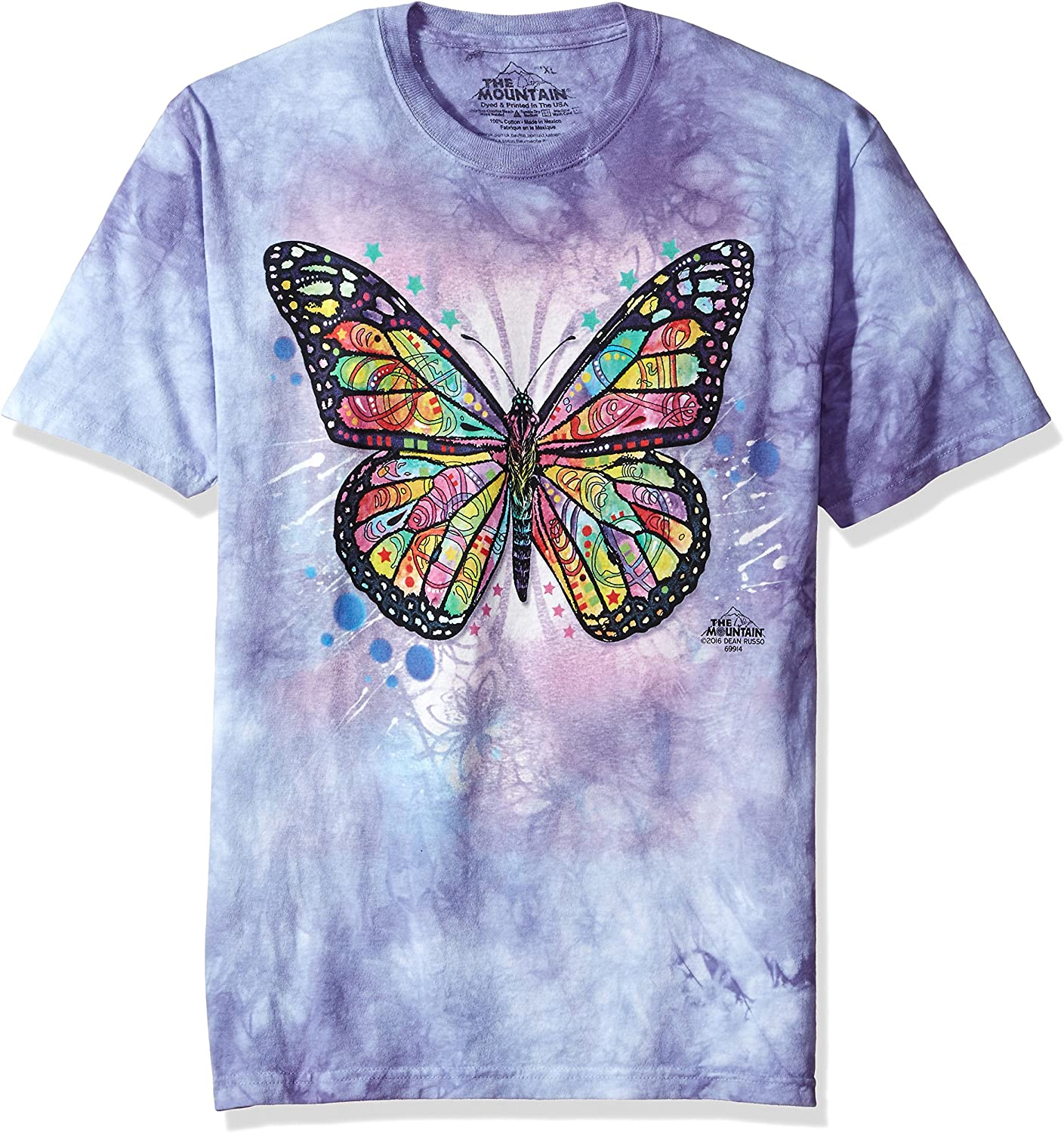 The Mountain Kid's Butterfly T-Shirt