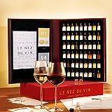 Le Nez du Vin : 54 arômes, collection complète (en allemand) (coffret toile)