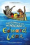 The Complete Nonsense of Edward Lear (Faber Children's Classics)