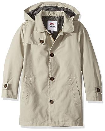 Appaman Boys' Trench Coat, Stone, ...