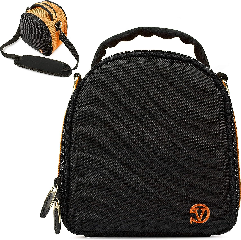Camera Messenger Canvas Shoulder Bag For SONY Cyber-shot  HX400V RX10 RX1 H300