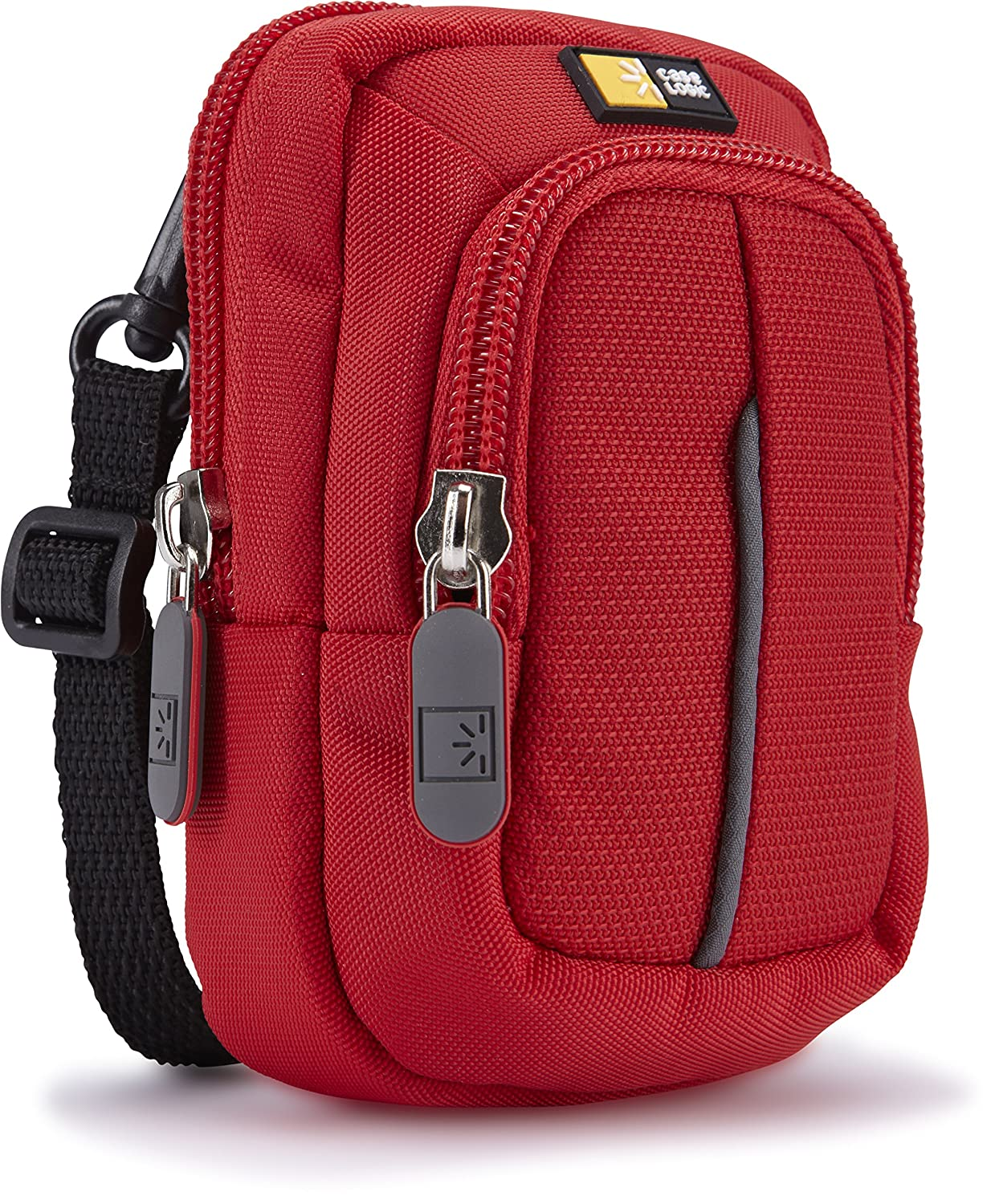 Case Logic DCB-302 Compact Camera Case, Red Caselogic DCB-302Red