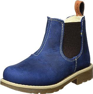2dfc054990af5 Kavat Unisex-Kinder HUSUM Chelsea Boots Braun (19 Darkbrown) 38 EU ...