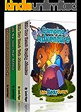 Children Boxed Sets kindergarten: Little Bear Dover's series: bedtime stories for kids ages 2-6