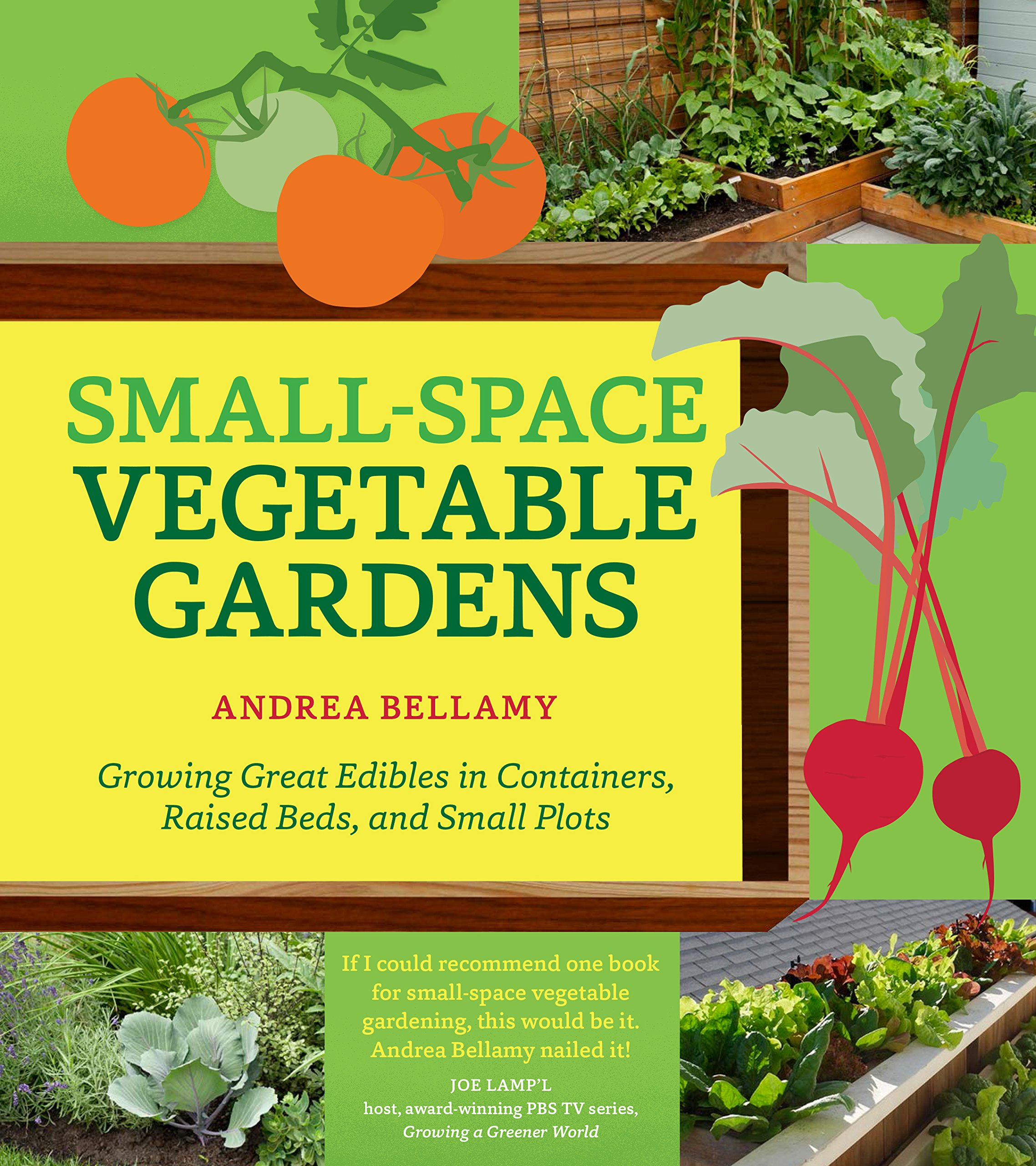 Small Space Vegetable Gardens Growing Great Edibles In Containers