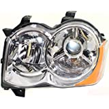 Garage-Pro Headlight for JEEP GRAND CHEROKEE 08-10 LH Lens and Housing HID