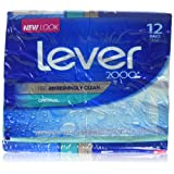 Lever 2000 Bar Soap, Original, 4 oz, 24 Bar
