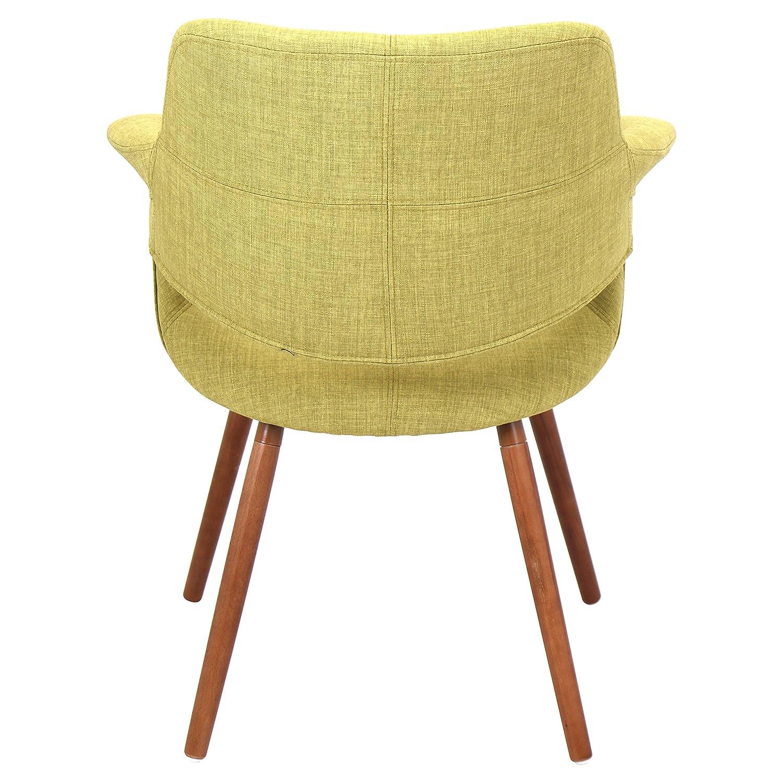 Amazon WOYBR CHR JY VFL GN Bent Wood Woven Fabric Vintage