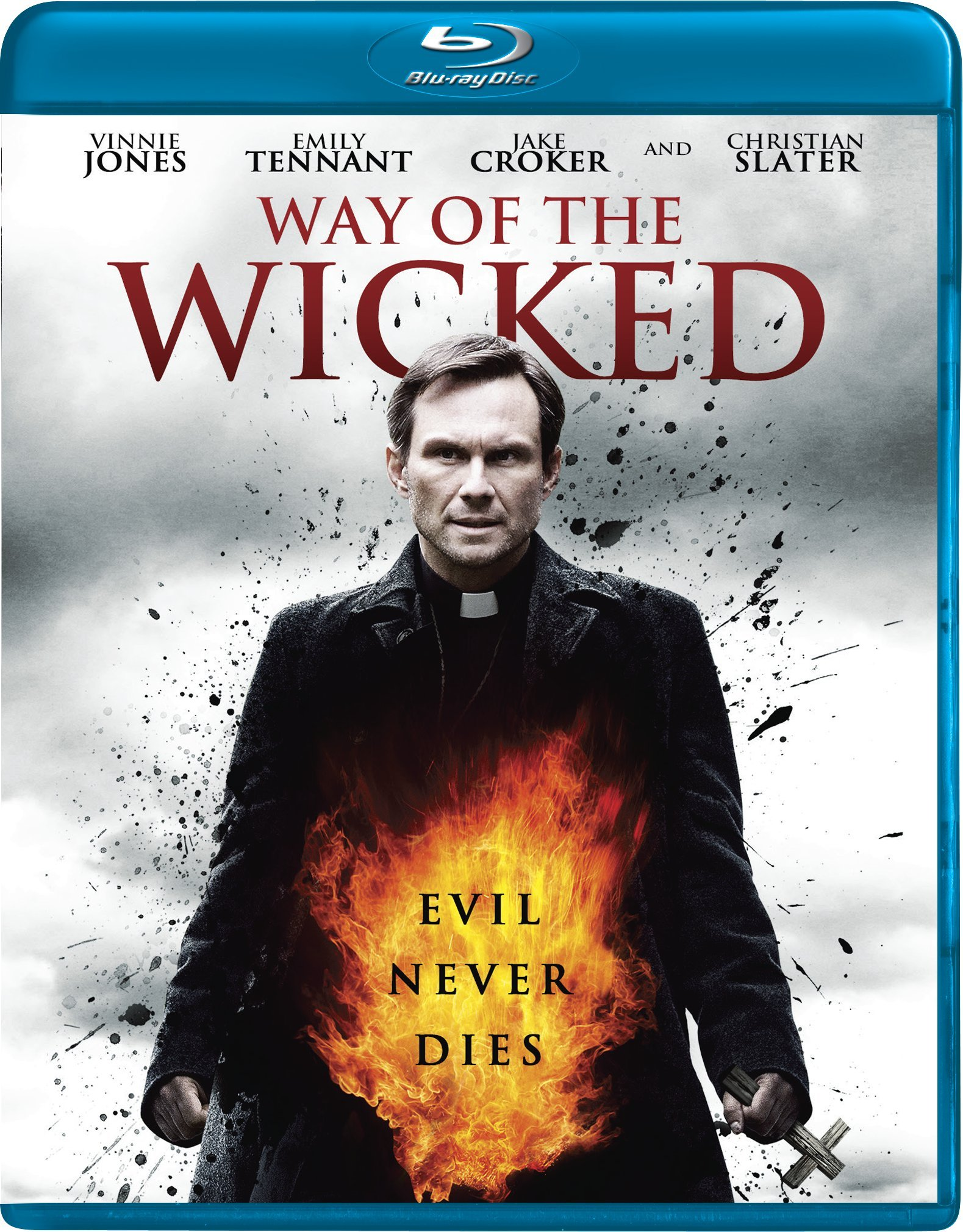 Blu-ray : Way Of The Wicked (Blu-ray)