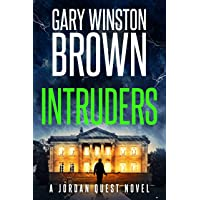 Intruders (A Jordan Quest FBI Thriller Book 1)